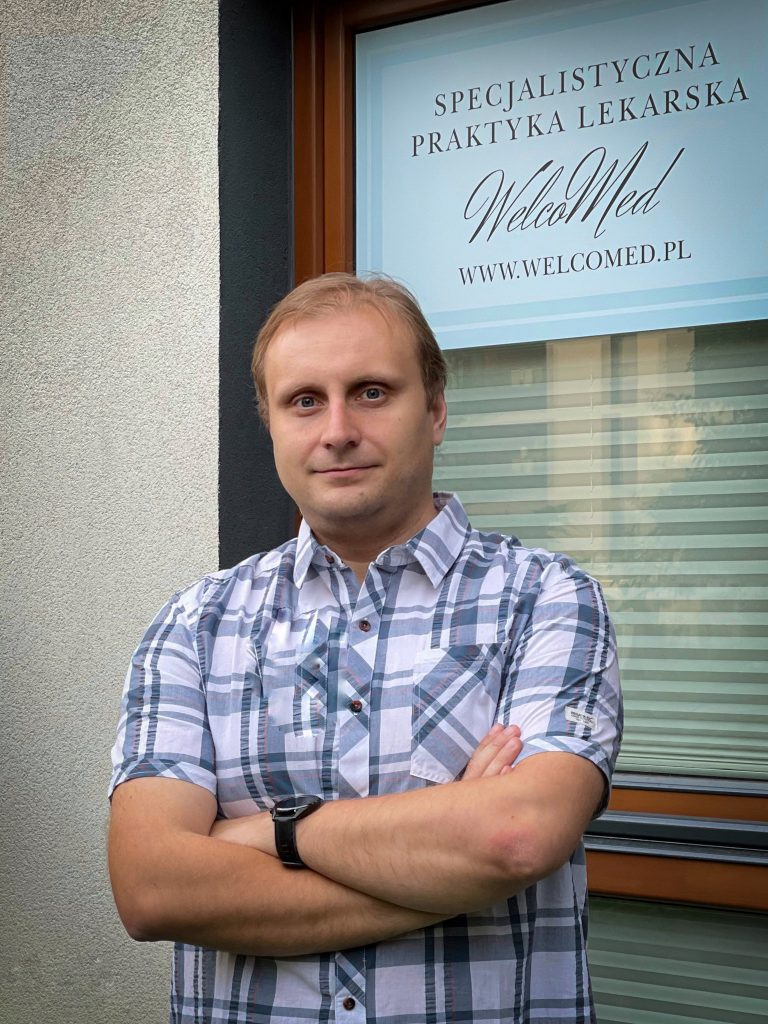 DR Witkowski Grzegorz